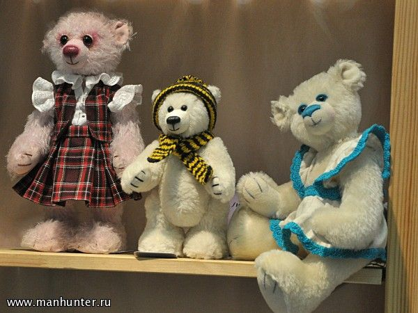 "Выставка ""Hello Teddy 2011"""
