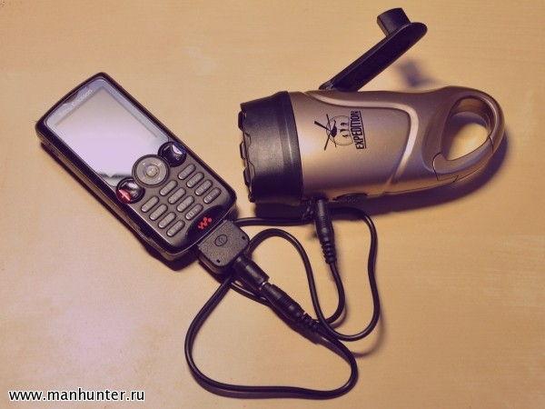 Мобильные зарядки для телефонов своими руками