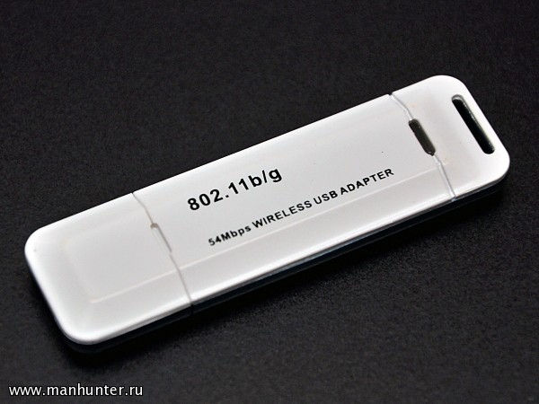 802.11b/g 54Mbps Wifi/WLAN Wireless Network USB Adapter